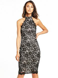 ax-paris-lace-halterneck-bodycon-dress