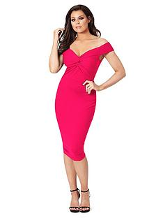 jessica-wright-carolina-bardot-bodycon-dress-hot-pink