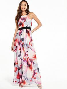 little-mistress-flower-print-maxi-dress