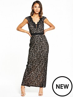 little-mistress-little-mistress-lace-maxi-dress