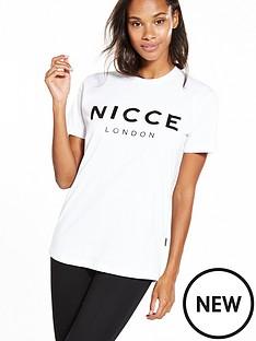 nicce-nicce-logo-tee
