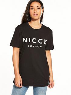 nicce-logo-tee