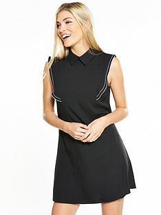 fashion-union-becky-collar-shift-dress-black