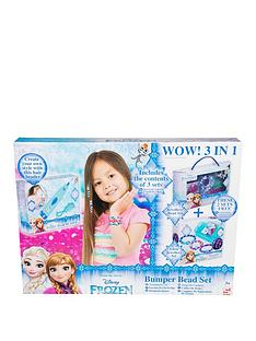 1600187286: Disney Frozen Bead Set