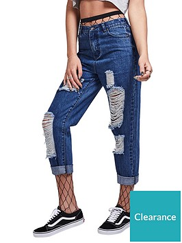 sik-silk-rip-mom-fit-ripped-jeans