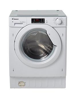 candy-cbwd8514dnbsp8kgnbspwashnbsp5kgnbspdry-1400-spin-fully-integrated-washer-dryernbsp--white