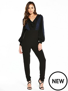 v-by-very-star-lace-ruffle-jumpsuit