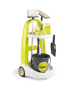 smoby-cleaning-trolley