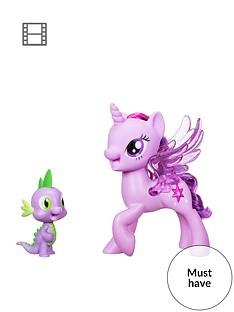 my-little-pony-princess-twilight-sparkle-amp-spike-the-dragon-friendship-duet