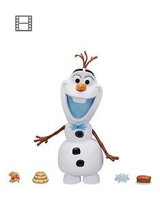 disney-frozen-olafs-adventure-snacking-talking-olaf