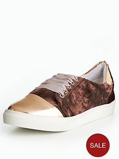 lost-ink-metallic-toe-cap-plimsoll-shoe