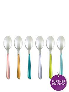 amefa-metallic-eclat-6pc-teaspoon-set