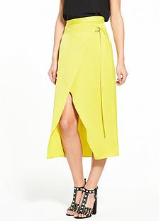 river-island-yellow-wrap-skirt