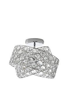 luxe-collection-eliza-luxury-flush-ceiling-light