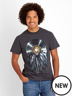 joe-browns-melting-music-t-shirt