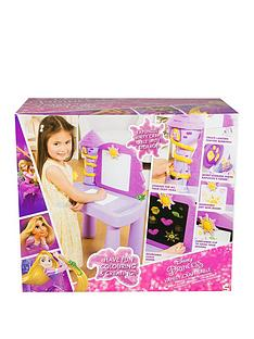 disney-princess-rapunzel-vanity-craft-desk