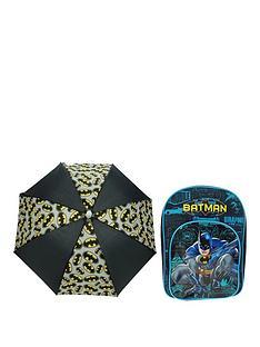 dc-comics-batman-backpack-amp-umbrella
