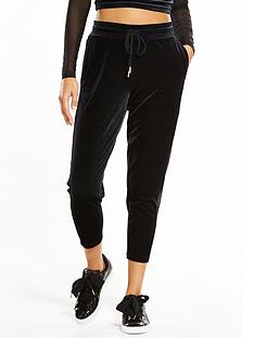 puma-yogini-velvet-pants-blacknbsp