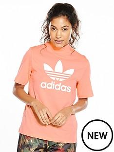 adidas-originals-hu-hiking-t-shirt-coralnbsp