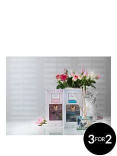 yankee-candle-signature-reed-diffuser-twin-pack-ndash-fresh-cut-roses-amp-clean-cotton
