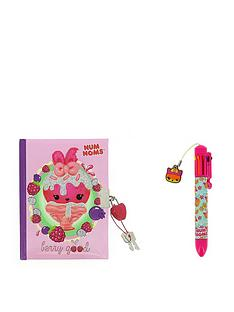 num-noms-num-noms-lockable-diary-amp-multi-pen