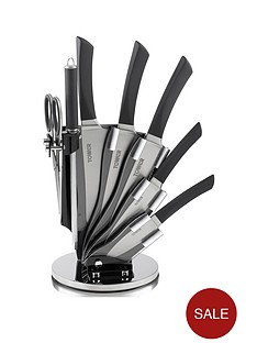 tower-7-piece-knife-set-with-rotating-base