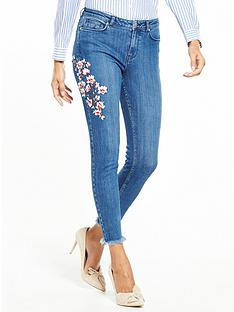 v-by-very-tallia-embroidered-skinny-jean