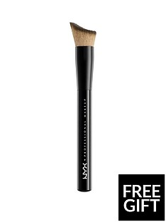 nyx-professional-makeup-total-control-foundation-brush