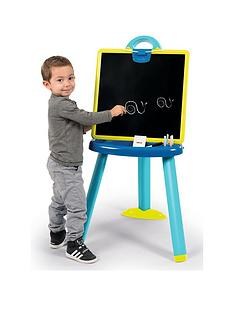 smoby-blue-plastic-board-easel