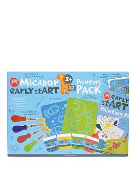 micador-early-start-painting-pack