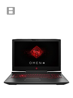 hp-omen-17-an007na-intelreg-coretrade-i5nbsp8gb-ramnbsp1tb-hdd-amp-128gb-ssdnbsp173-inch-pc-gaming-laptop-black-with-geforce-gtx-1050-graphics-free-rocket-league-download