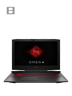hp-omen-15-ce001na-intelreg-coretrade-i5nbsp8gb-ram-1tbnbsphdd-amp-128gb-ssd-156-inch-pc-gaming-laptop-black-with-geforce-gtx-1050-graphics-free-rocket-league-download