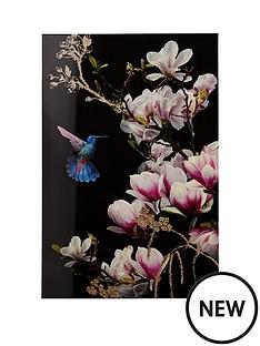 arthouse-momoka-blossom-glossy-wall-art