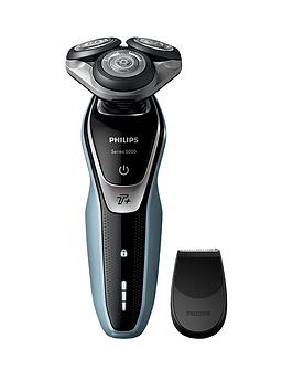 philips-series-5000-wet-and-dry-mens-electric-shaver-with-turbo-mode-s553006