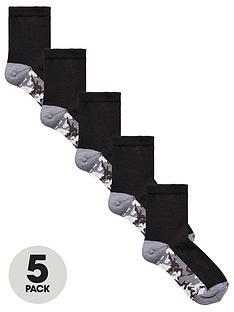 v-by-very-5pk-camo-sock-pack