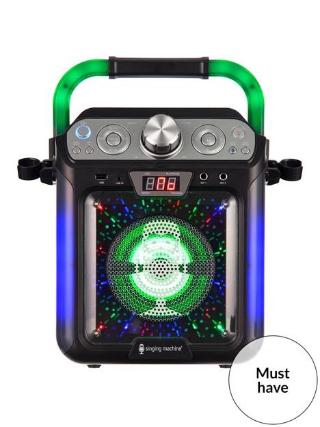 the-singing-machine-singing-machine-sml682btbk-bluetooth-cdg-tablet-karaoke-machine