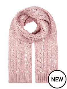 monsoon-monsoon-shimmer-pearl-cable-scarf