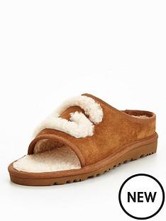 ugg-slide-logo-slipper