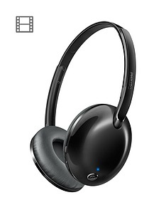 philips-ultralite-over-ear-flite-wireless-headphones-withnbspmicnbsp--black