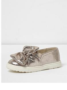 river-island-river-island-mini-girls-plimsoll-wrap-detail