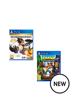 playstation-4-crash-bandicoot-n-sane-trilogy-and-overwatch-goty-edition-bundle