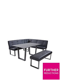 chicago-160-cm-glass-top-dining-table-with-sofa-and-bench