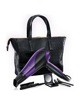 remington-d3192gpnbspglamorous-hair-dryer-gift-setnbspwith-free-extendednbspguarantee