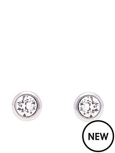 ted-baker-crystal-stud-earrings-silver