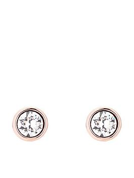 ted-baker-sinaa-crystal-stud-earrings-rose-gold