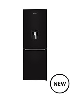 hisense-rb367n4wb1-60cm-frost-free-fridge-freezer-black