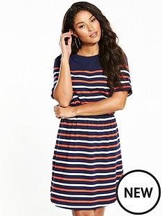warehouse-stripe-dress