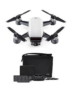 dji-spark-fly-more-combo-uk-alpine-white