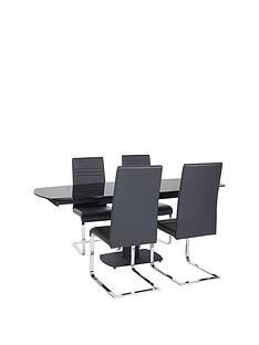 thea-spin-120-180-cm-extending-dining-table-6-chairs