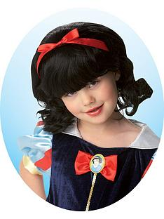 disney-princess-childs-snow-white-wig-with-free-book
